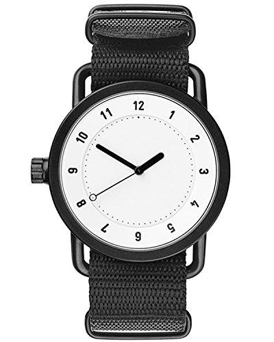 Tid Watches Analog Quartz Schwarz 10110121