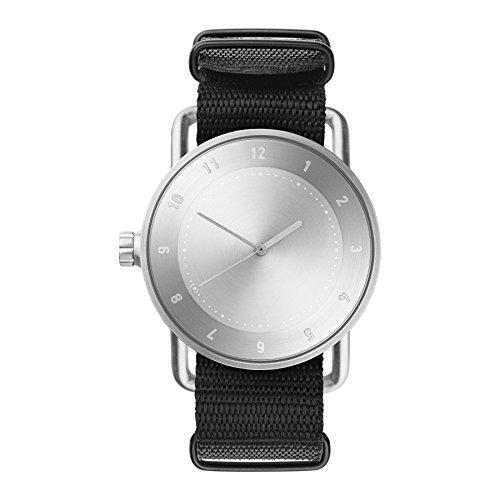 Tid Watches Analog Quartz Schwarz 20020221
