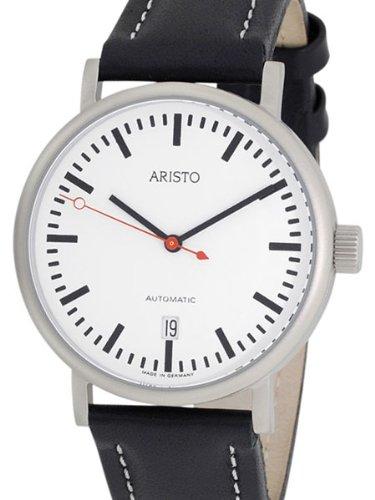 Aristo Automatic Edelstahl Bahnhof 3H146