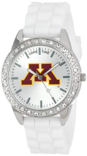 "Game Time Damen COL-FRO-MIN ""Frost"" Armbanduhr - Minnesota"