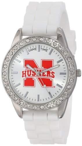 "Game Time Damen COL-FRO-NEB ""Frost"" Armbanduhr - Nebraska"