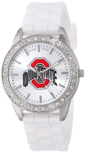 "Game Time Damen COL-FRO-OSU ""Frost"" Armbanduhr - Ohio State"