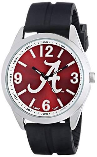 "Game Time Herren Armbanduhr col-var-ala2""Varsity""-Alabama-""A Logo"