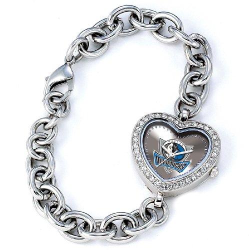 NBA Damen BH DAL Heart Collection Dallas Mavericks Uhr