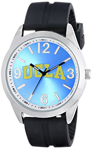 Game Time Herren col var ucl Varsity Analog Display Japanisches Quartz Black Watch