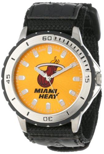 Game Time Herren NBA VET MIA Veteran Benutzerdefinierte Miami Heat Veteran Serie ansehen