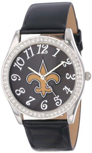 Game Time Damen NFL GLI NO Glitz klassischen analogen New Orleans Saints Uhr