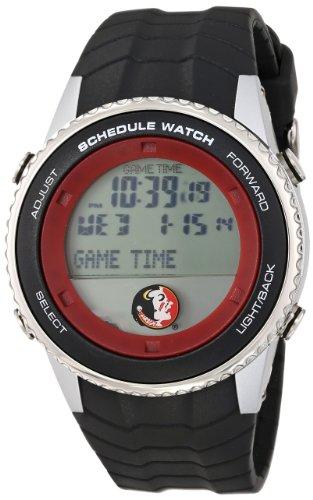 NCAA Maenner COL SW FSU Schedule Serie Florida State Seminolen Uhr