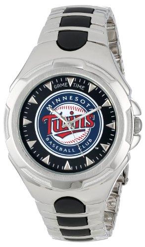 MLB Maenner MLB VIC MIN Victory Series Minnesota Twins Uhr