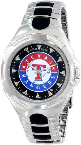 MLB Maenner MLB VIC TEX Victory Series Texas Rangers Uhr