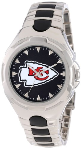 NFL Maenner NFL VIC KC Victory Series Kansas City Chiefs Uhr
