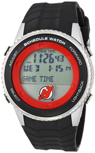 NHL Maenner NHL SW NJ Schedule Series New Jersey Devils Uhr