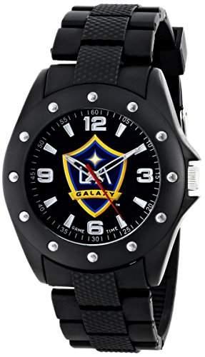 Game Time Herren MLS Breakaway Triple Black Armbanduhr