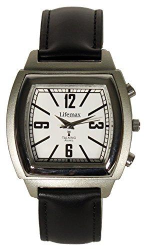Lifemax unisex Armbanduhr Analog Quarz Leder 1439L