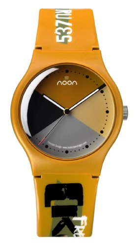 noon copenhagen Unisex Armbanduhr Kolor XL 33004