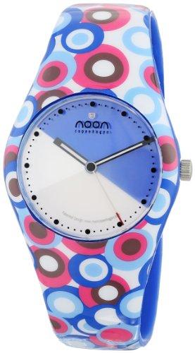 noon copenhagen Unisex Armbanduhr Kolor 01032