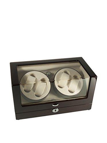 Lindberg Sons Unisex Uhrenbeweger verschiedene Materialien braun WW8125042013
