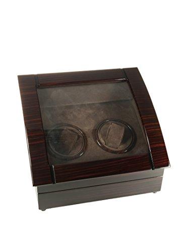 Lindberg Sons Unisex Uhrenbeweger verschiedene Materialien braun WWP8057C042013