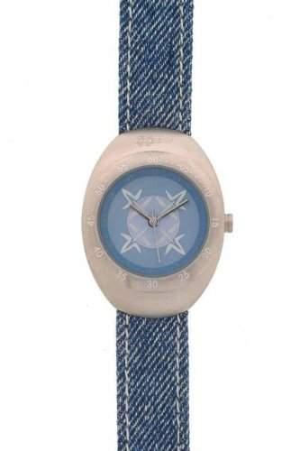 Oxbow Kinder-Armbanduhr Analog Leder blau 1360 15