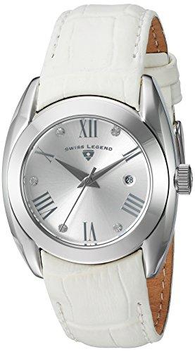 Swiss Legend Damen Armbanduhr SL 10550 02S WHT