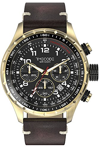 Time Code Armbanduhr TC 1011 10