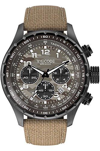 Time Code Armbanduhr TC 1011 16