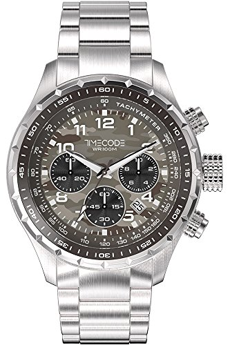 Time Code Armbanduhr TC 1011 08