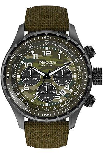 Time Code Armbanduhr TC 1011 14