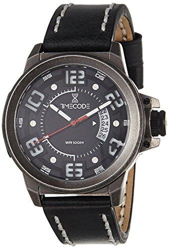 Timecode X Rays 1895 fuer Maenner Armbanduhr Analog Quartz TC 1005 01