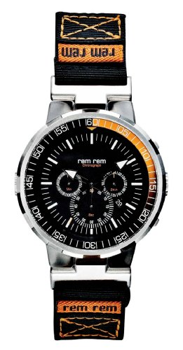 Rem Rem Angler Chronograph 6031 113 OS20 4H Klettband