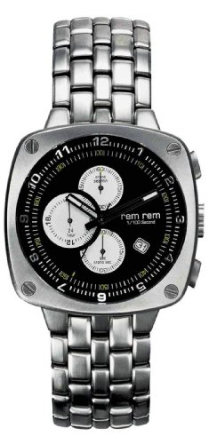 Rem Rem Takeoff 6010 137 OS90 3H Quarz Chrono Herrenuhren