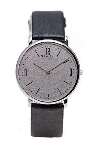 Stahl Swiss Made Armbanduhr Modell ST61969