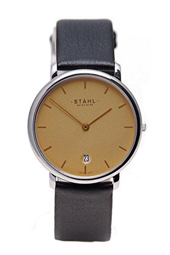 Stahl Swiss Made Armbanduhr Modell ST61032