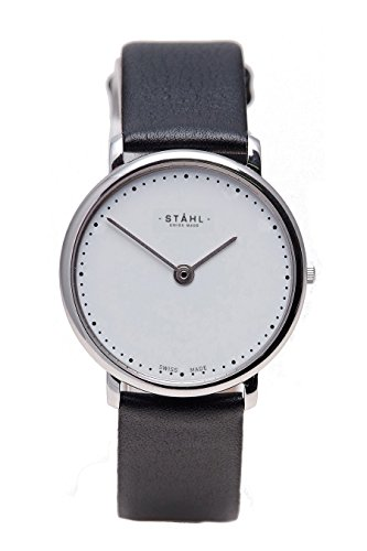 Stahl Swiss Made Armbanduhr Modell ST61958