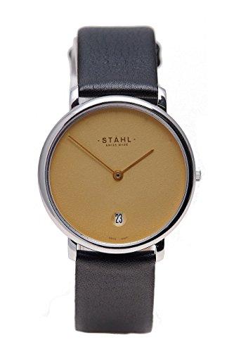 Stahl Swiss Made Armbanduhr Modell ST61070