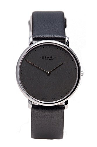 Stahl Swiss Made Armbanduhr Modell ST61943