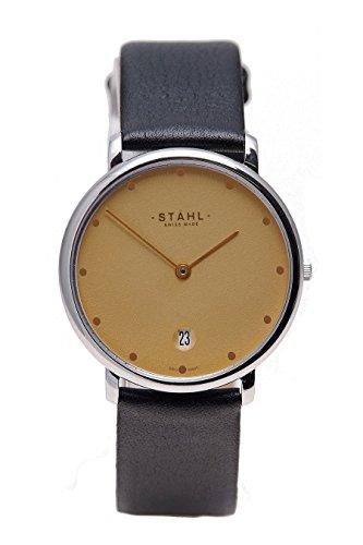 Stahl Swiss Made Armbanduhr Modell ST61011