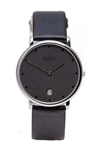 Stahl Swiss Made Armbanduhr Modell ST61061
