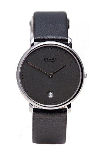 Stahl Swiss Made Armbanduhr Modell ST61043