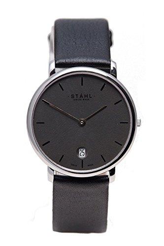 Stahl Swiss Made Armbanduhr Modell ST61042