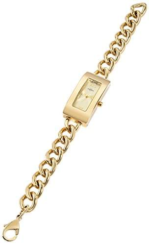 Chronostar r3753116505 Chain 045J699 Analog gold Armband Stahl Gold