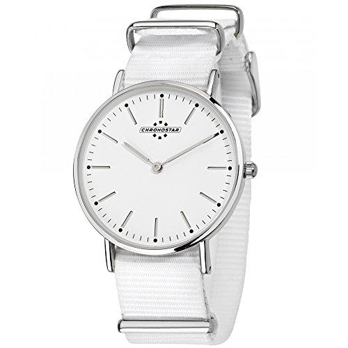 Chronostar Uhren adrette weiss R3751252505