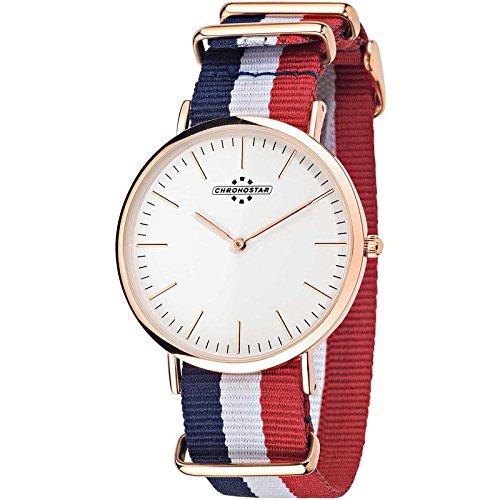 Chronostar Uhren adrette Weissgold R3751252001