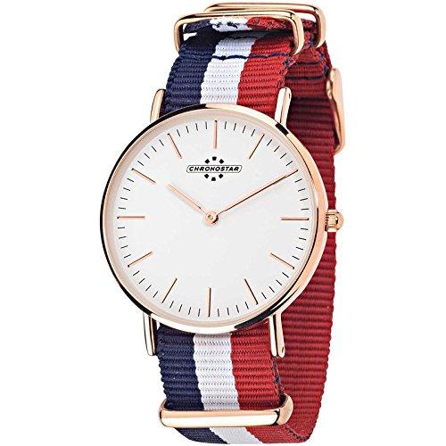 Chronostar Uhren adrette Weissgold R3751252501