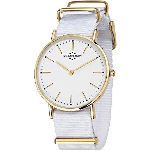 Chronostar Uhren adrette Weissgold R3751252503