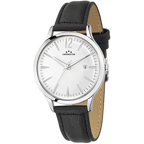 Chronostar Uhren Mann Charles White Leder R3751256005