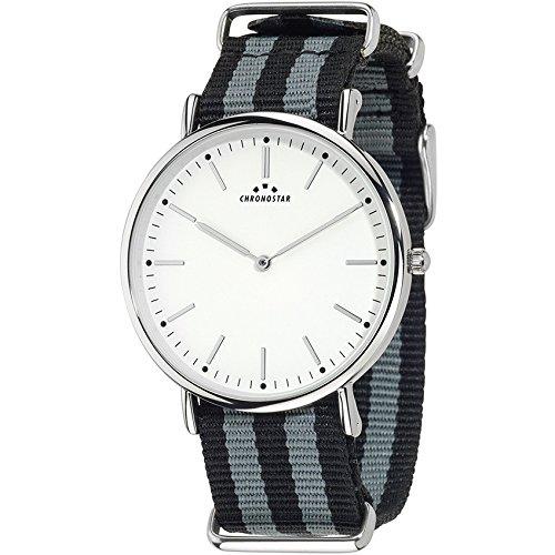 Chronostar Uhren Preppy schwarz grau R3751252006