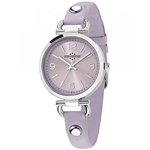 Chronostar Uhren Queen nur Zeit Lilla R3751239510