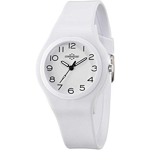 Uhr nur Zeit Damen Chronostar Farben Sportliche Cod r3751250501