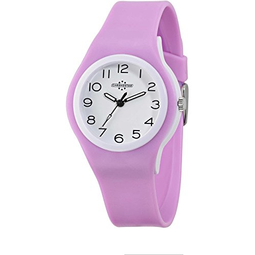 Uhr nur Zeit Damen Chronostar Farben Sportliche Cod r3751250503